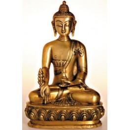 Medizin-Buddha, Messing