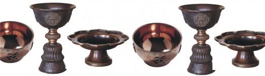 Räuchergefässe aus Kupfer