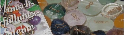 Wunsch-Steine: Hilfe und Unterstützung