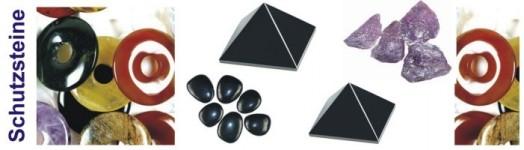 Schutz- & Kraft-Steine