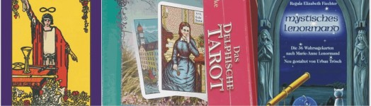 Tarot, Wahrsagekarten, Orakel & Affirmation
